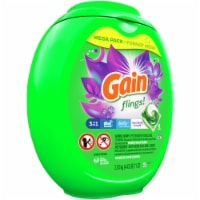 Gain Flings! Moonlight Breeze 3-in-1 Laundry Detergent Pacs