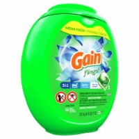 Gain Flings! Blissful Breeze 3-in-1 Laundry Detergent Pacs