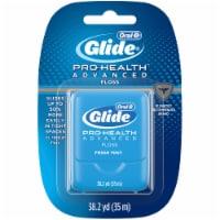 Oral-B Glide Pro-Health Advanced Fresh Mint Dental Floss
