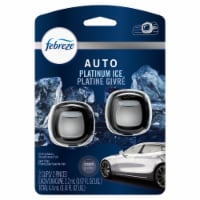 Febreze Car Platinum Ice Air Fresheners