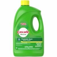 Cascade Gel Lemon Scent Dishwasher Detergent