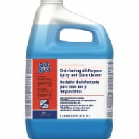 Spic and Span Multi-Surface Glass Cleaner,1 gal.,PK2  PGC 32538 - 1 gal.