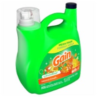 Gain Laundry Detergent Liquid Island Fresh Scent 107 Loads