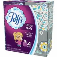Puffs  Facial Tissue 35295