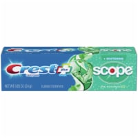 Crest Complete Whitening+Scope Minty Fresh Striped Toothpaste