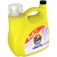 Tide Simply Clean & Sensitive Liquid Laundry Detergent - 1 gal