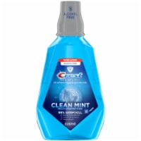 Crest Pro-Health Mouthwash Alcohol Free Clean Mint Multi-Protection