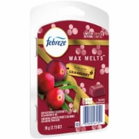 Febreze Fresh-Twist Cranberry Wax Melts