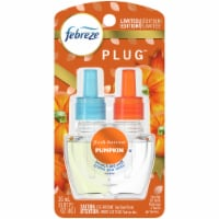 Febreze Plug Limited Edition Fresh Harvest Pumpkin Scented Oil Refill