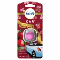 Febreze Fresh Twist Cranberry Car Air Freshener