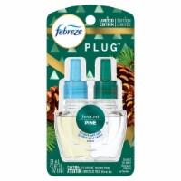 Febreze PLUG Fresh-Cut Pine Energized Continuous Action Air Freshener