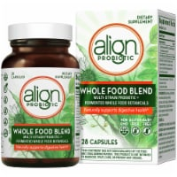 Align Probiotic Whole Food Blend Capsules 28 Count