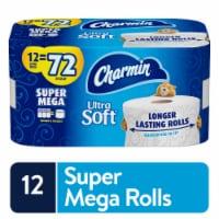 Charmin Ultra Soft Toilet Paper - 12 rolls