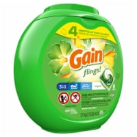 Gain Flings! Original Scent 3-in-1 Laundry Detergent Pacs