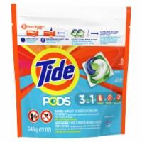 Tide Pods Clean Breeze Liquid Laundry Detergent Pacs 16 Count