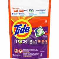 Tide Pods Spring Meadow Child-Guard Zipper Laundry Detergent (35-Count) 93127 - 31 Oz.