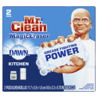 Mr. Clean® Kitchen Magic Eraser Household Cleaning Pads