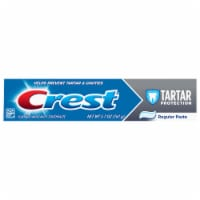Crest Tartar Protection Anticavity Toothpaste