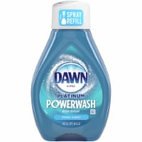 Dawn Platinum Powerwash Hand Dishwashing Liquid Fresh Scent Dish Spray Refill
