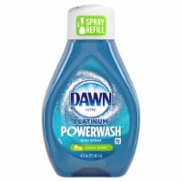 Dawn Ultra Platinum Powerwash Apple Scent Dish Spray Refill