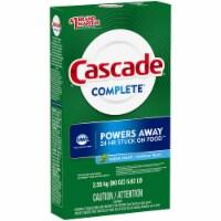 Cascase Complete Fresh Scent Powder Dishwasher Detergent