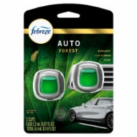 Febreze Auto Forest Air Freshener Car Vent Clip