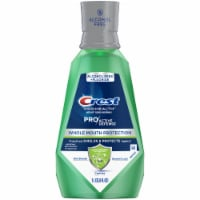 Crest Pro-Health Mouthwash Pro|Active Defense Whole Mouth Protection Rinse