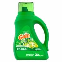 Gain + Aroma Boost Original Liquid Laundry Detergent - 46 fl oz