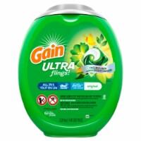 Gain® Ultra Flings Original Laundry Detergent Pods - 79 oz