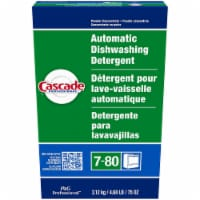 Cascade Automatic Dishwasher Powder, Fresh Scent, 75 Oz Box 59535 - 1