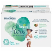 Pampers Pure Protection Size 6 Diapers