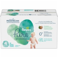 Pampers Pure Protection Size 4 Diapers - 108 ct