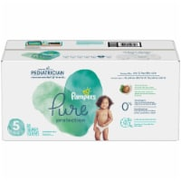 Pampers Pure Protection Size 5 Diapers