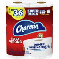 Charmin Toilet Paper Ultra Strong 426 Sheets Per Roll