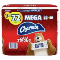 Charmin Toilet Paper Ultra Strong 264 Sheets Per Roll