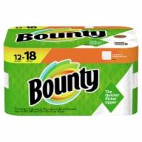 Bounty Single Plus Paper Towels - Towel - 12 / Pack