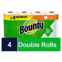 Bounty Full Sheet 2 Ply Double Roll Paper Towels - 4 rolls