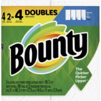 Bounty Select-A-Size Paper Towel (2 Double Rolls) 3700066659 Pack of 6 - Case of: 6