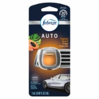 Febreze Auto Tropical Beach Air Freshener Car Vent Clip