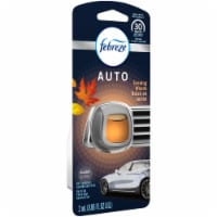 Febreze Auto Evening Woods Air Freshener Car Vent Clip