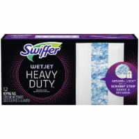 Swiffer WetJet Heavy Duty Mopping Pad Refills