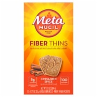 Metamucil Cinnamon Fiber Wafers