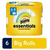 Bounty Essentials Select-a-Size Big Roll Paper Towels
