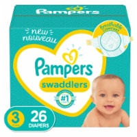 Pampers Swaddlers Size 3 Diapers Jumbo Pack