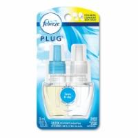 Febreze Linen & Sky Air Freshener Refill (2-Count) 74901 - 0.87 fl oz