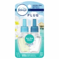 Febreze Plug Bora Bora Waters Scented Oil Refill