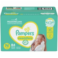 Pampers Swaddlers Size Newborn Diapers