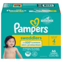 Pampers Swaddlers Size 4 Diapers Super Pack