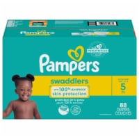 Pampers Swaddlers Size 5 Baby Diapers Giant Value Pack