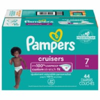 Pampers Cruisers Size 7 Diapers Super Pack